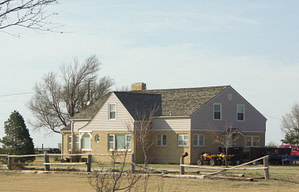 Clutter Home, Holcomb, KS - March, 2009 -  Source: Wikipedia