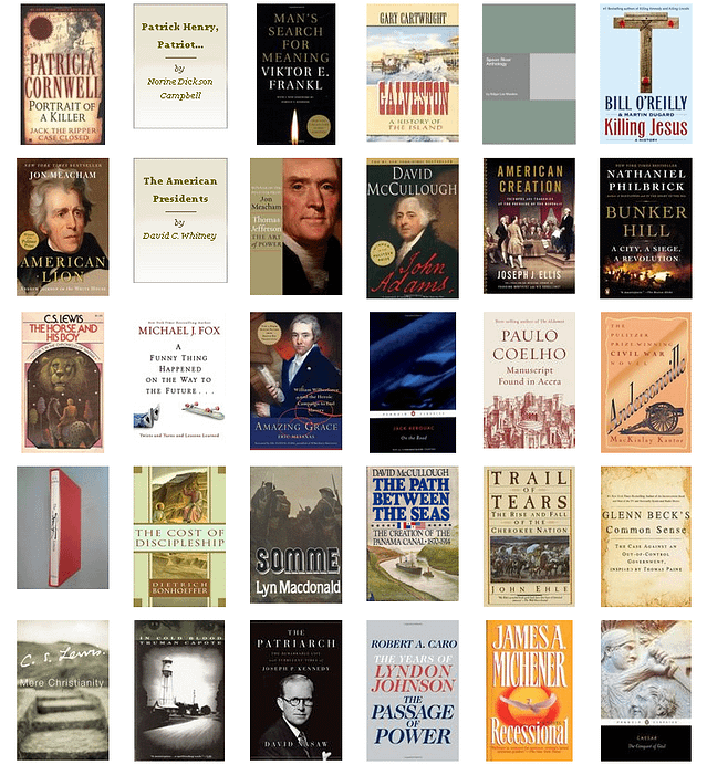 My Reads of 2013