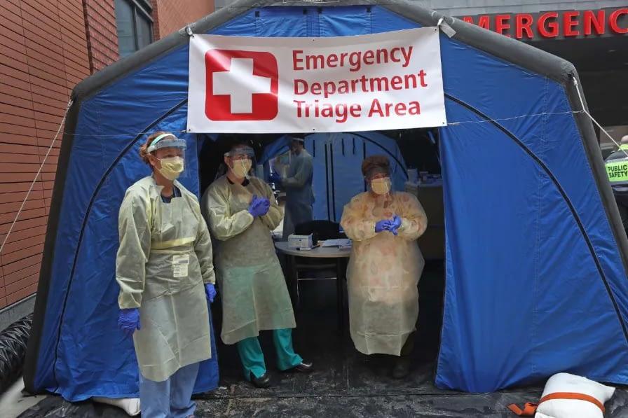pandemic triage