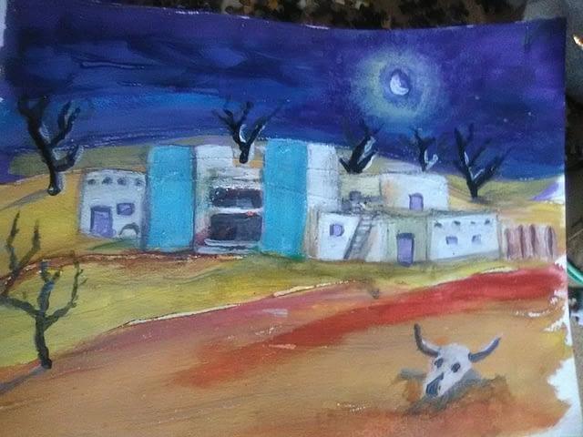 watercolor #1