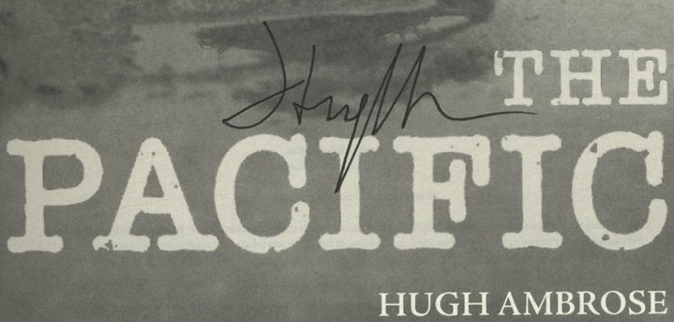 the pacific hugh ambrose